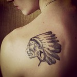 Stratford Culliton tattoo on Justin Bieber