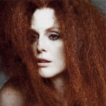 stunning ginger beauty Julianne Moore T Magazine