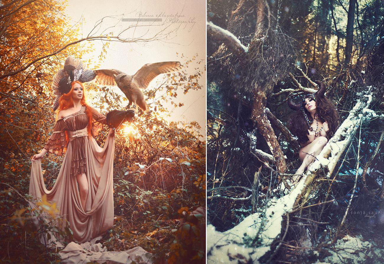 stunning headpieces for photography posh fairytale couture