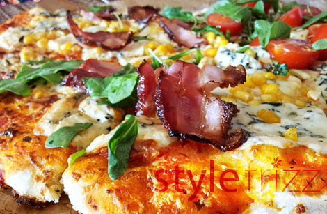 stylefrizz pizza