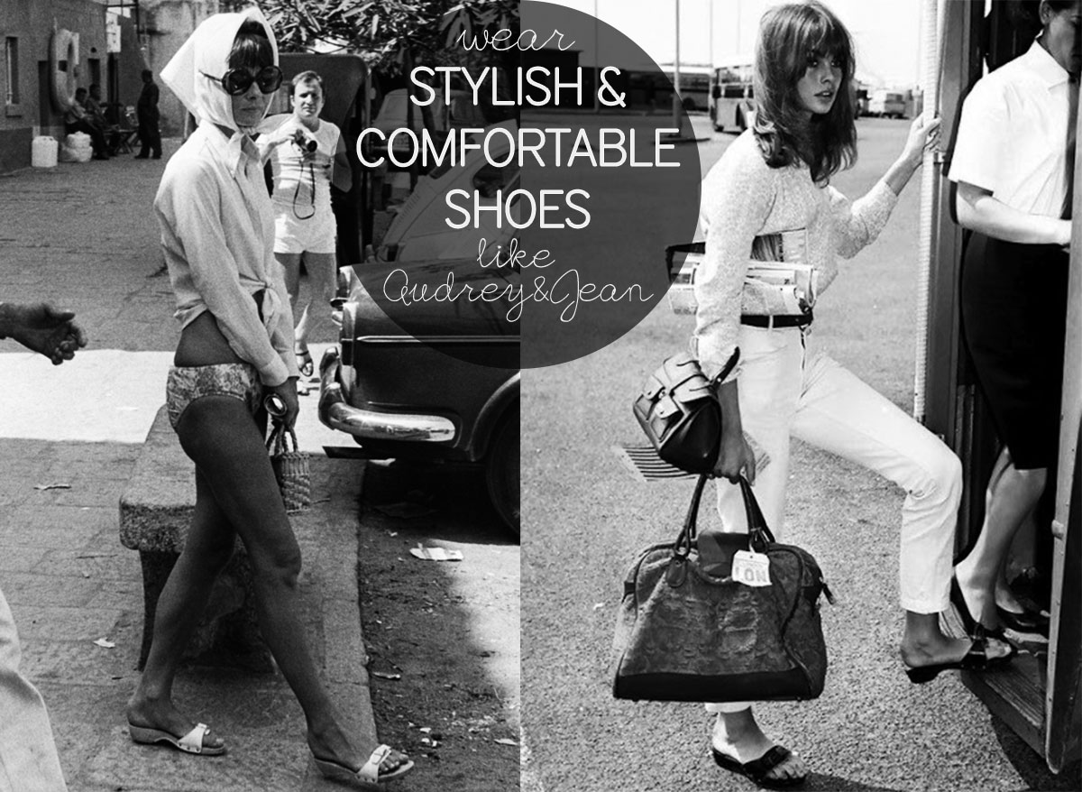 Dare To Try Comfortable And Fashionable Shoes!