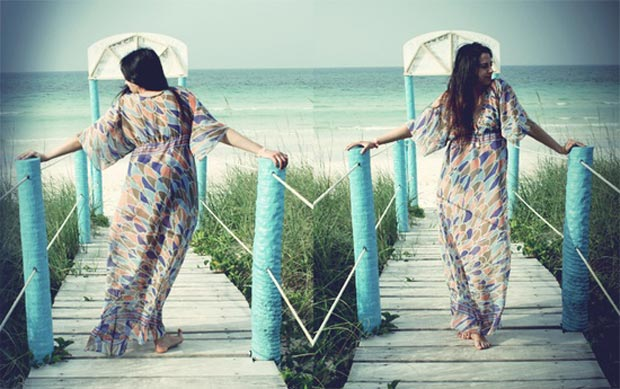 Summer Caftan Heather Lou