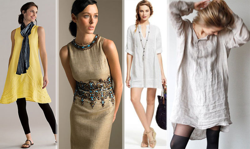 Summer essential style guide linen dresses