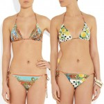 summer must have swimsuit DG reversible bikini