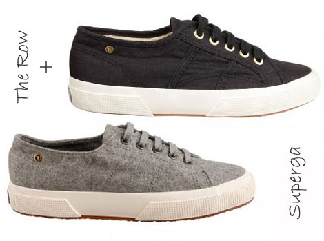 superga The Row sneakers