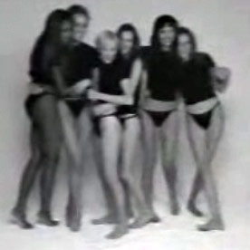 Those Were The Supermodels Days!