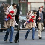 Suri and her pink UGG boots