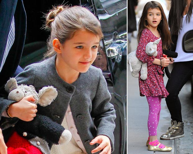 Easter Fashion Headlines: Reese Witherspoon's New Hair, Suri Cruise's New Bangs!