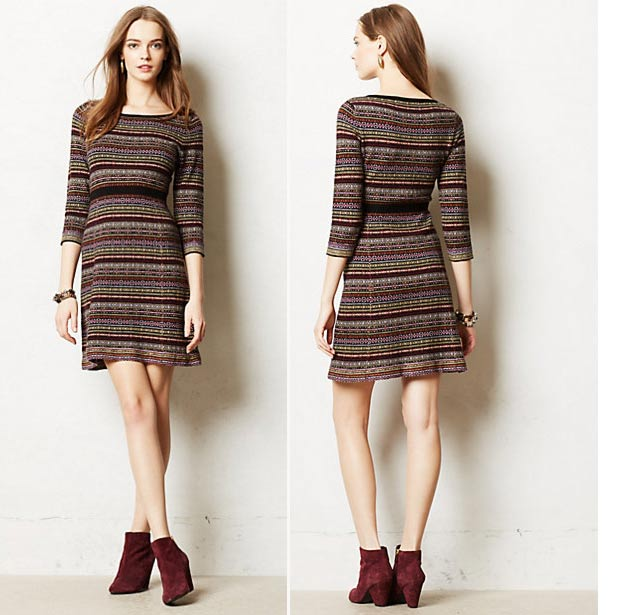 10 Knit Dresses You Should Try This Season! - StyleFrizz