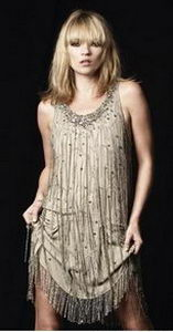 Swing Dress Kate Moss