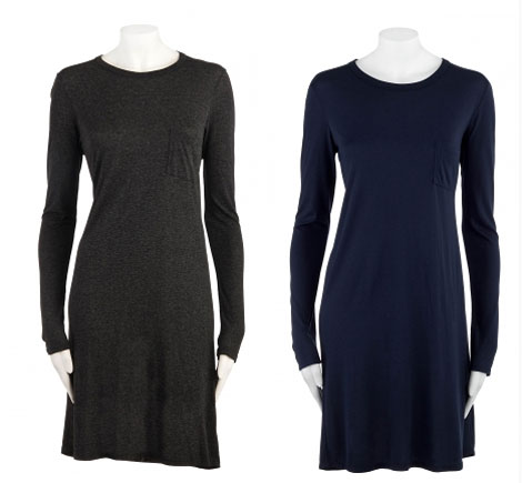 T Alexander Wang T Shirt dresses long sleeves