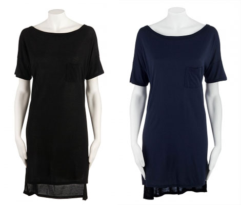 T by Alexander Wang T Shirt dresses