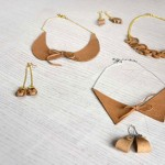 tan leather jewelry missimiss