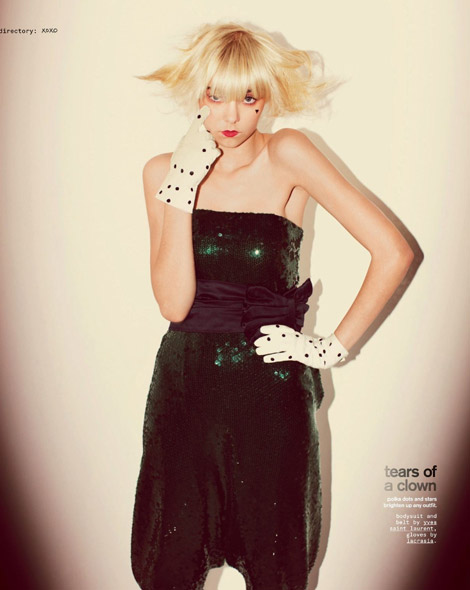 Taylor Momsen Nylon May 2009