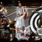 Taylor Swift circus performance 2013 Grammy Awards