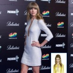 Taylor Swift dress 40 Principales Awards Spain