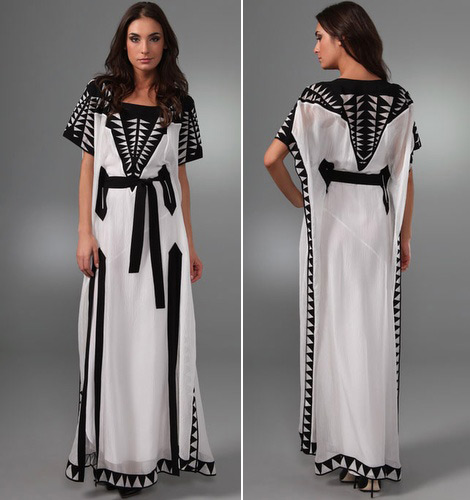 Temperley London Domitia Caftan dress