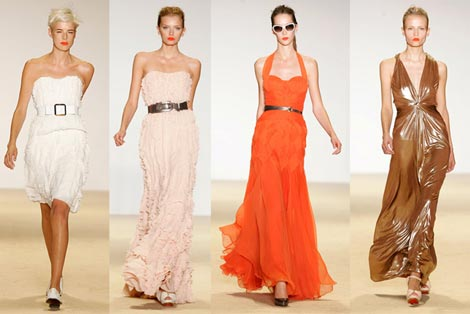 Temperley London Spring Summer 2008