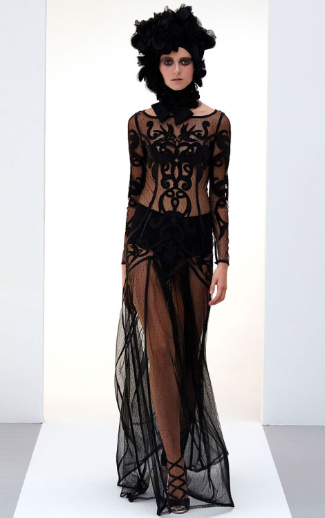 Temperley London Spring Summer 2010