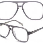 Terry Richardson frames Moscot The Terry gray