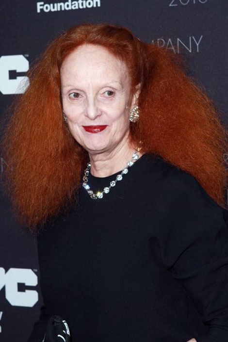 Grace Coddington Words Of Advice For The Fashion People