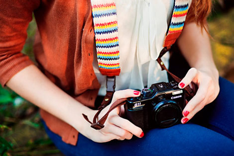 5 Stylish Camera Straps You'll Love!