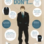 Men's Style School Uniform Part One: The Don'ts