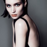 the Girl with the Dragon Tattoo Rooney Mara in Vogue