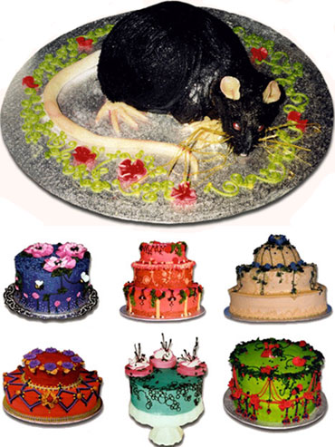The Girl With the Most Cake Design Cakes
