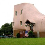 The Haines Shoe House from Pennsylvania