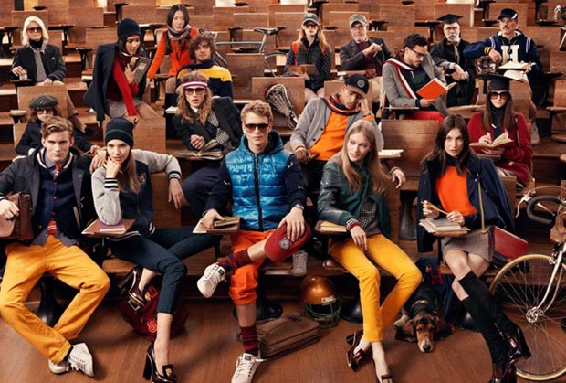 The Hilfigers college campaign