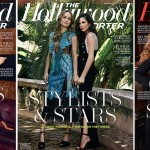 the Hollywood Reporter covers