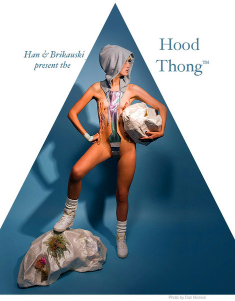 The Hood Thong, The Christmas Gift For Lady Gaga Fans!