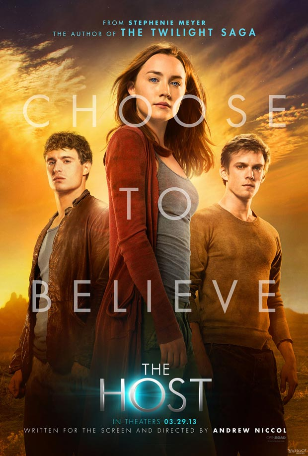 The Host movie poster released