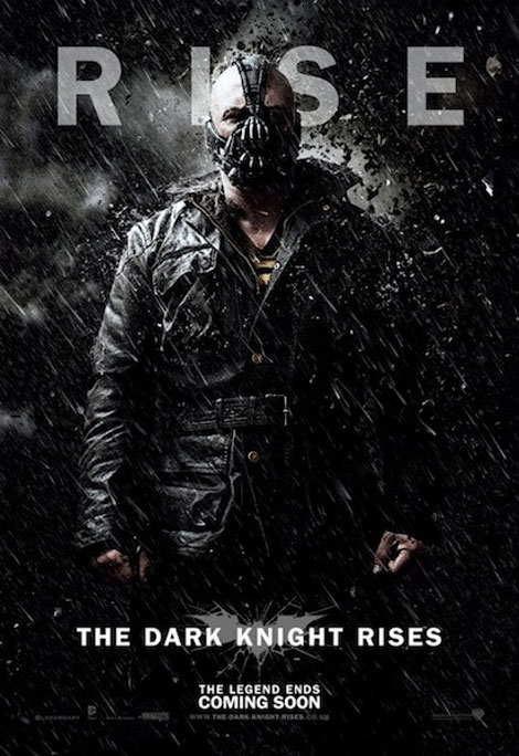 Batman's Bane Wears Belstaff Jacket, Catwoman Wears Mugler Suit!