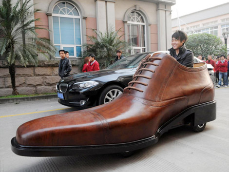 Most Fashionable Car. Ever