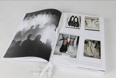 The Maison Martin Margiela book