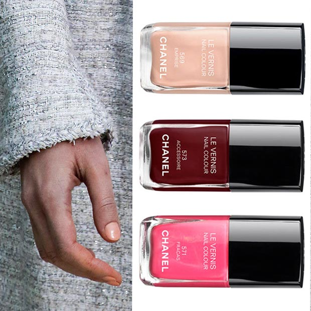 the must wear nail polish spring summer 2013 3 Must Wear Nail Polish Colors For Spring Summer 2013 From Chanel