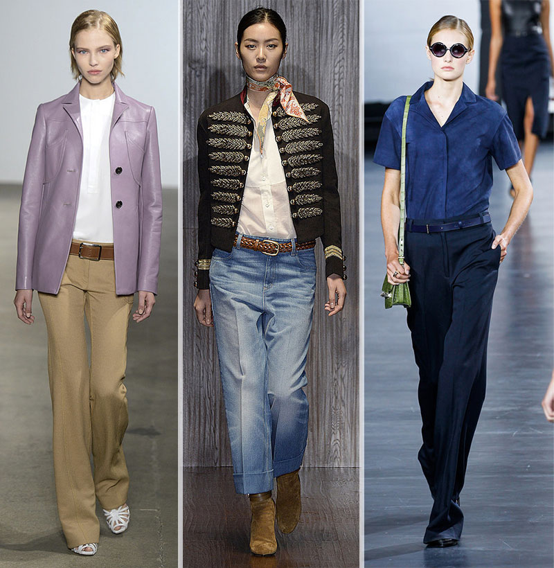The New Must-Have Jeans: 70s Flared Comeback