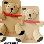 the new must have iPhone case by Moschino