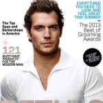 the new Superman Henry Cavill Details Magazine