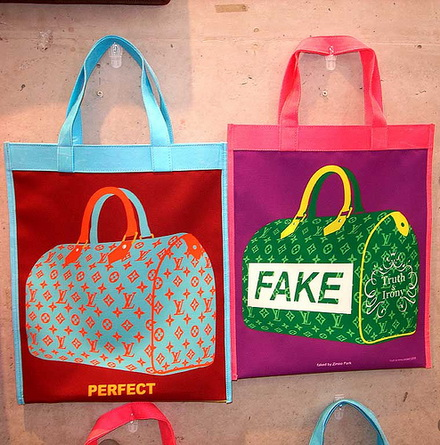 The Real Fake Bag