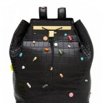 The Row Pills bag by Damien Hirst