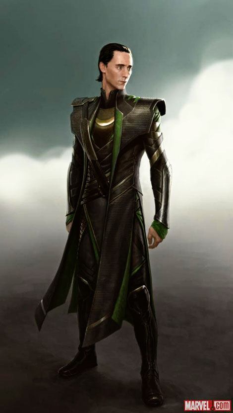 Loki Changes Suit From Thor To The Avengers