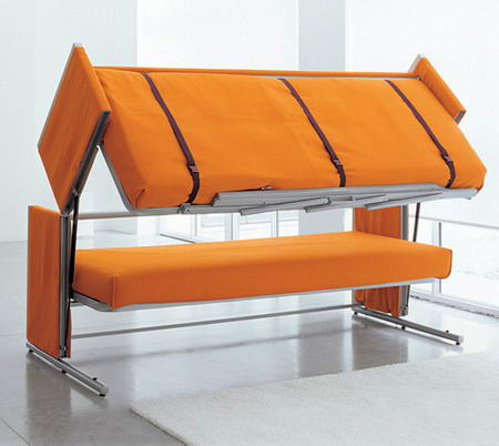The Transformable Sofa Opening