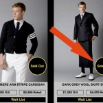 Thom Browne Men Skirt suit