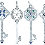 Tiffany Co Diamond Keys