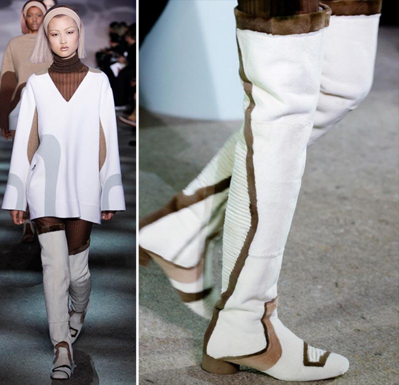2014 Retro Boots & Shoulder Bags Marc Jacobs FW14 Collection