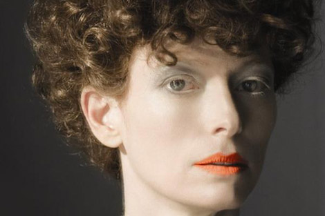 Tilda Swinton Dazed and Confused May 2010