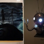 Tim Burton Moma retrospective